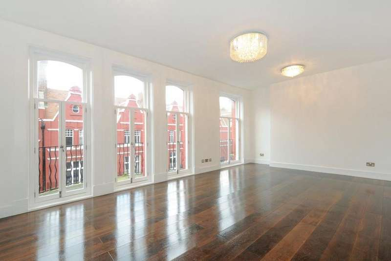 3 Bedrooms Flat for sale in Cabbell Street, Marylebone, NW1