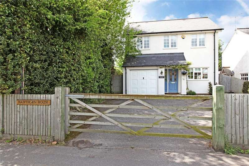 4 Bedrooms Detached House for sale in Thorndown Lane, Windlesham, Surrey
