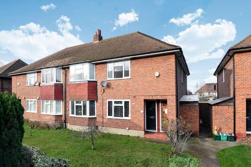 2 Bedrooms Maisonette Flat for sale in Croydon Road, West Wickham, BR4