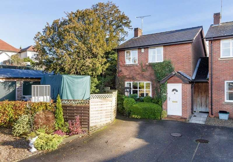 3 Bedrooms Detached House for sale in 3 Church Street, Kelsall, CW6 0QG