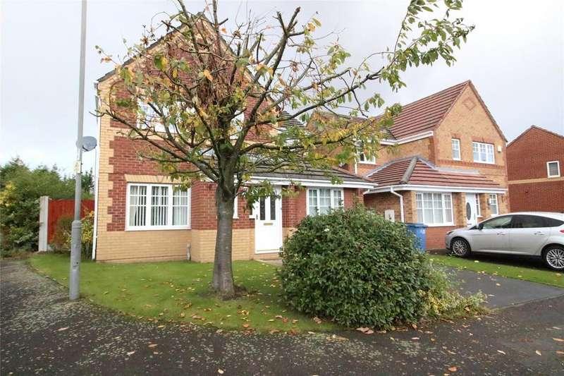 4 Bedrooms Detached House for sale in Hebburn Way, Liverpool, Merseyside, L12