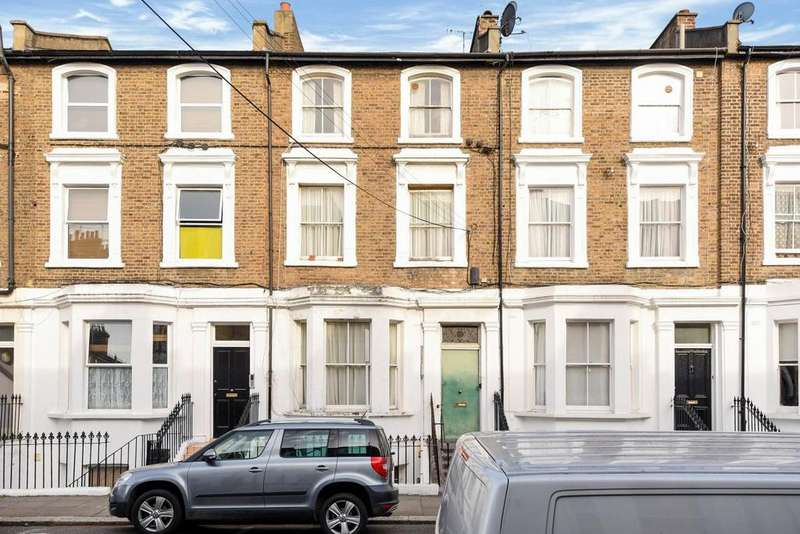 2 Bedrooms Flat for sale in Overstone Road, Hammersmith, W6