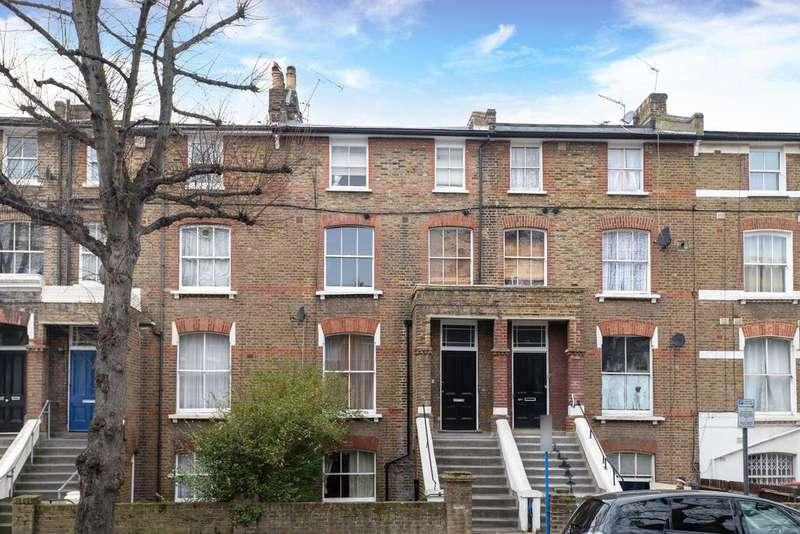 1 Bedroom Flat for sale in Coningham Road, Shepherds Bush, W12