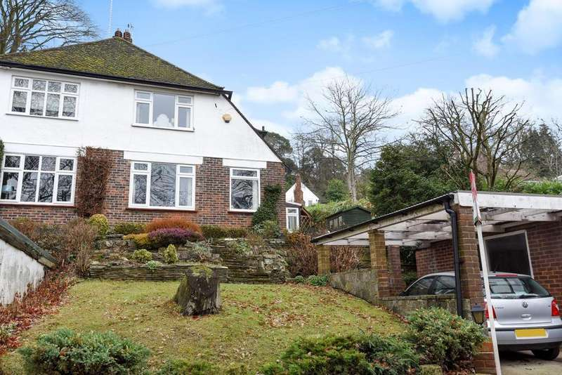 3 Bedrooms Semi Detached House for sale in Hartfield Crescent, West Wickham, BR4