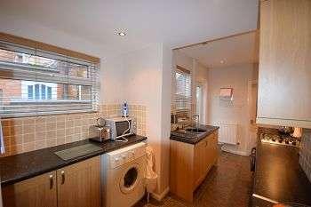 2 Bedrooms Terraced House for sale in Longford Street OFF KEDELSTON ROAD DE22 1GH