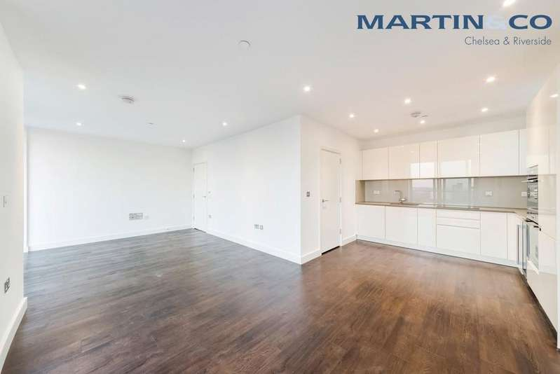 2 Bedrooms Apartment Flat for sale in Nine Elms Point, Wandsworth Road