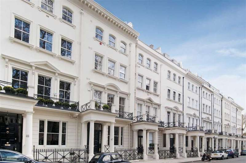 5 Bedrooms Apartment Flat for sale in South Kensington , Hyde Park