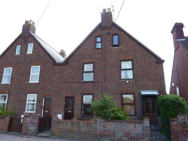 3 Bedrooms Town House for sale in Ravensmere, Beccles