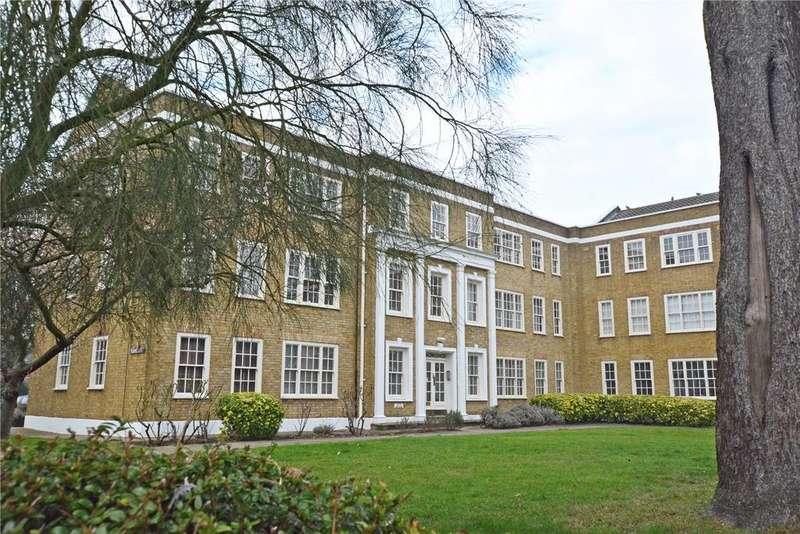 2 Bedrooms Flat for sale in Parkside, Vanbrugh Fields, Blackheath, London, SE3