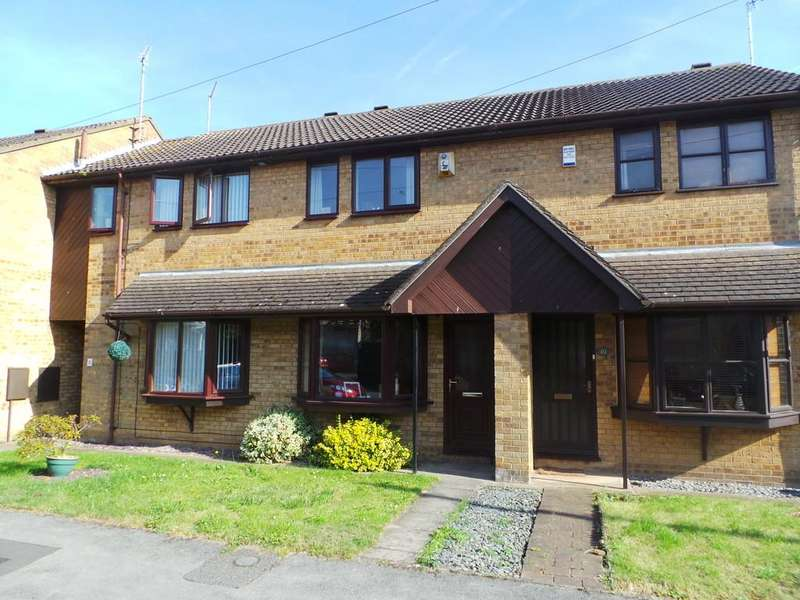 2 Bedrooms Terraced House for sale in Wintern Court, Gainsborough