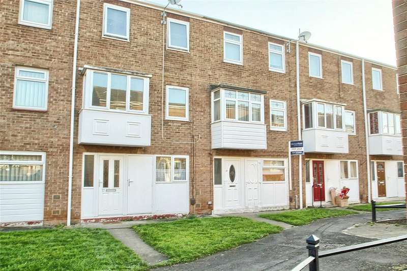 4 Bedrooms Terraced House for sale in Parliament Walk, Stockton-on-Tees