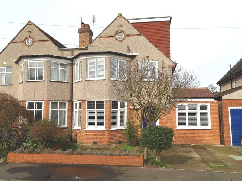 6 Bedrooms Semi Detached House for sale in Lingwood Gardens, Osterley