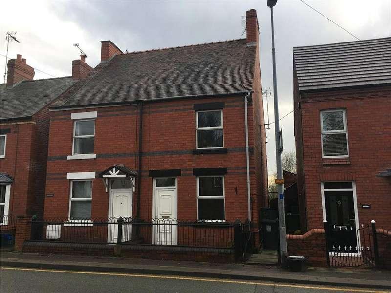 2 Bedrooms House for sale in Llangollen Road, Acrefair, Wrexham, LL14
