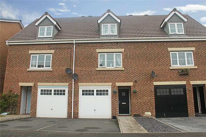 3 Bedrooms Terraced House for sale in Hilden Park, Ingleby Barwick