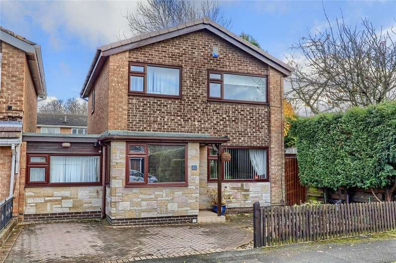 3 Bedrooms Link Detached House for sale in Barnack Avenue, Marton