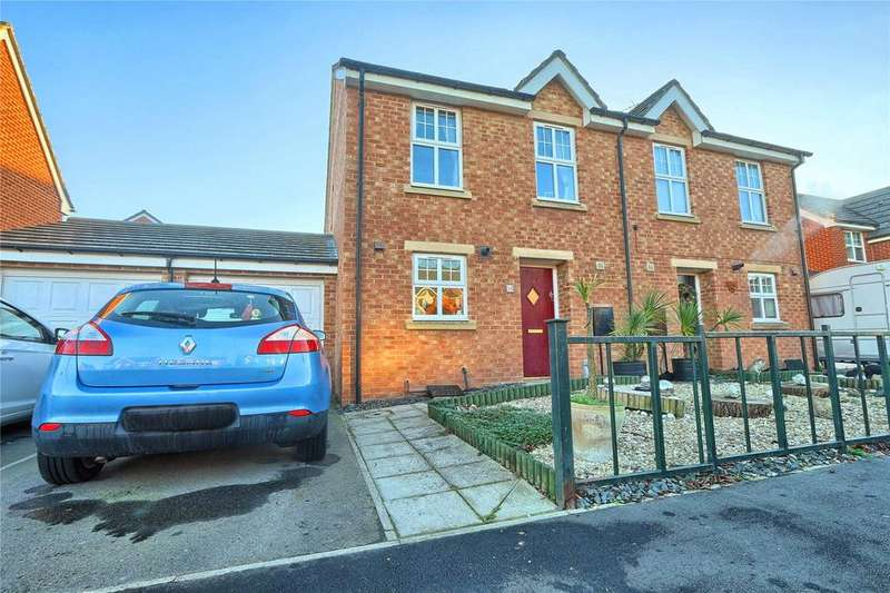 3 Bedrooms Semi Detached House for sale in Shetland Avenue, Thornaby