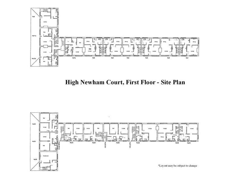 49 Bedrooms Flat for sale in High Newham Court, Hardwick