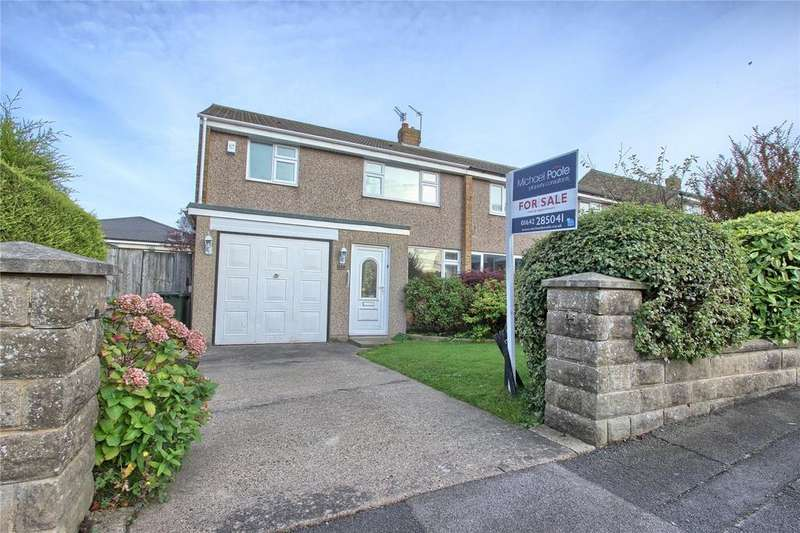 3 Bedrooms Semi Detached House for sale in Wilton Bank, Saltburn-by-the-Sea