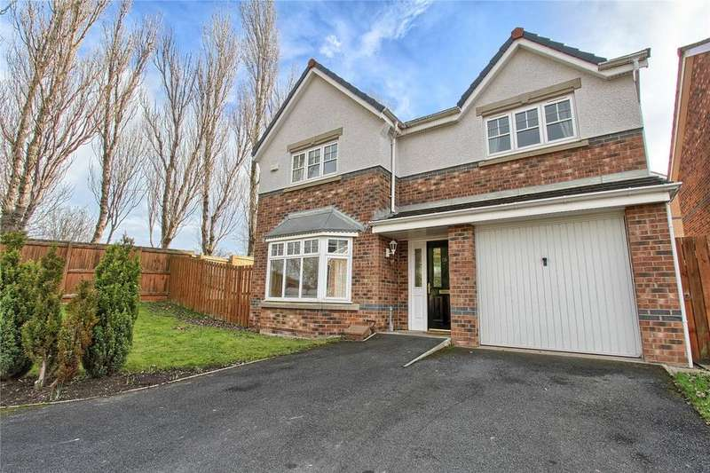 4 Bedrooms Detached House for sale in St Cuthberts Avenue, Marton