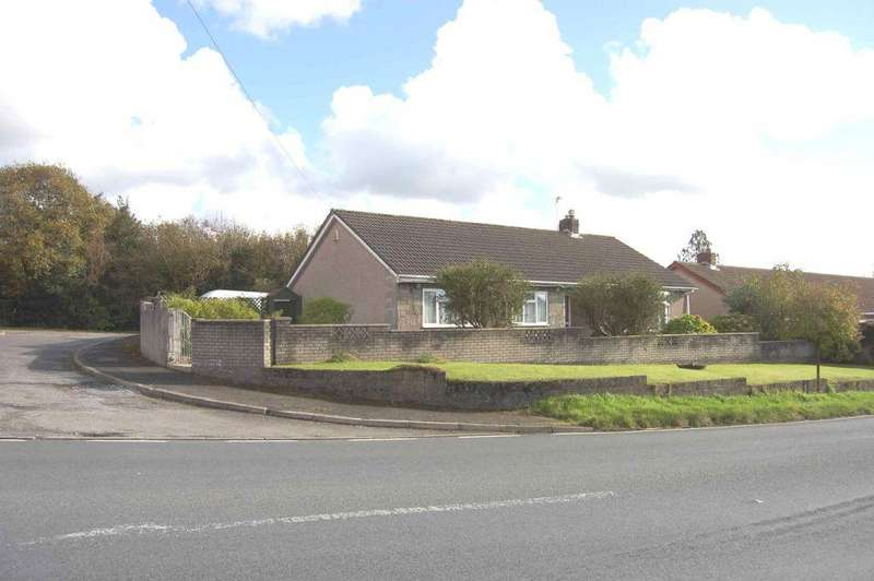 3 Bedrooms Detached Bungalow for sale in Blackmill Road, Bryncethin, Bridgend, Bridgend County Borough, CF32 9YN