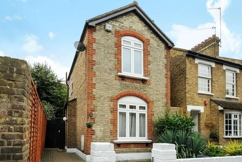 3 Bedrooms Detached House for sale in Kings Road, Kingston upon Thames, KT2