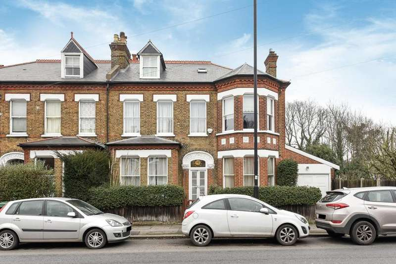 6 Bedrooms Semi Detached House for sale in Croxted Road, Dulwich, SE21