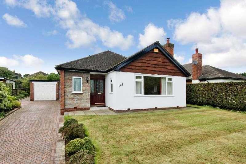 3 Bedrooms Detached Bungalow for sale in 55 Stanneylands Road, Wilmslow, SK9