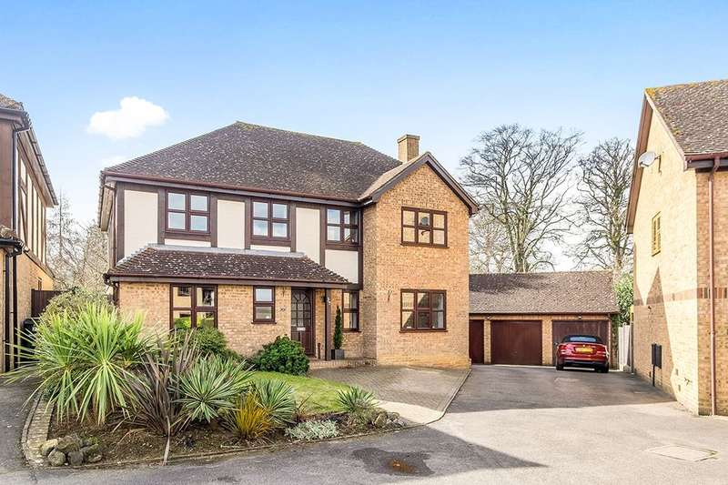 5 Bedrooms Detached House for sale in Henley Fields, Weavering, Maidstone, ME14