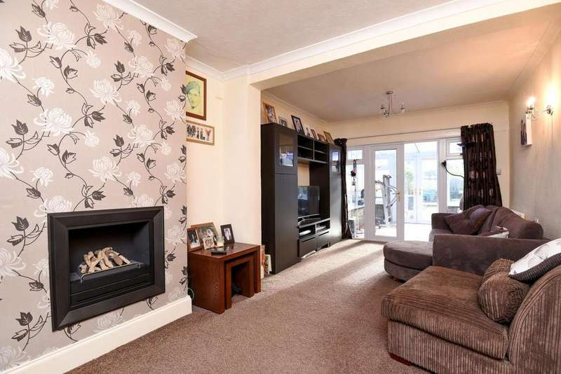 4 Bedrooms Semi Detached House for sale in Cranmore Road, Chislehurst, BR7