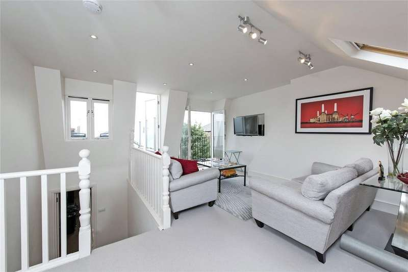 3 Bedrooms Flat for sale in Barmouth Road, Wandsworth, London, SW18