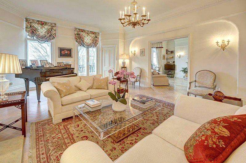 3 Bedrooms Flat for sale in Harley House, Marylebone Road, London, NW1