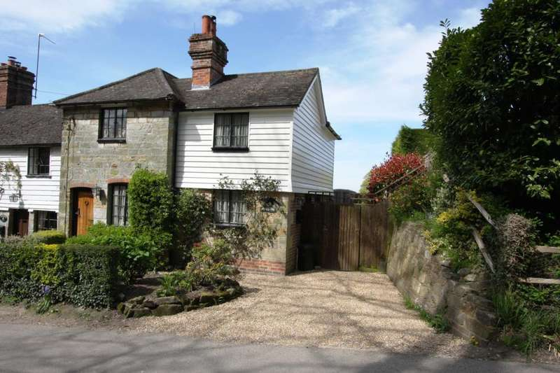 2 Bedrooms Semi Detached House for sale in Church Lane, Horsted Keynes, West Sussex, RH17