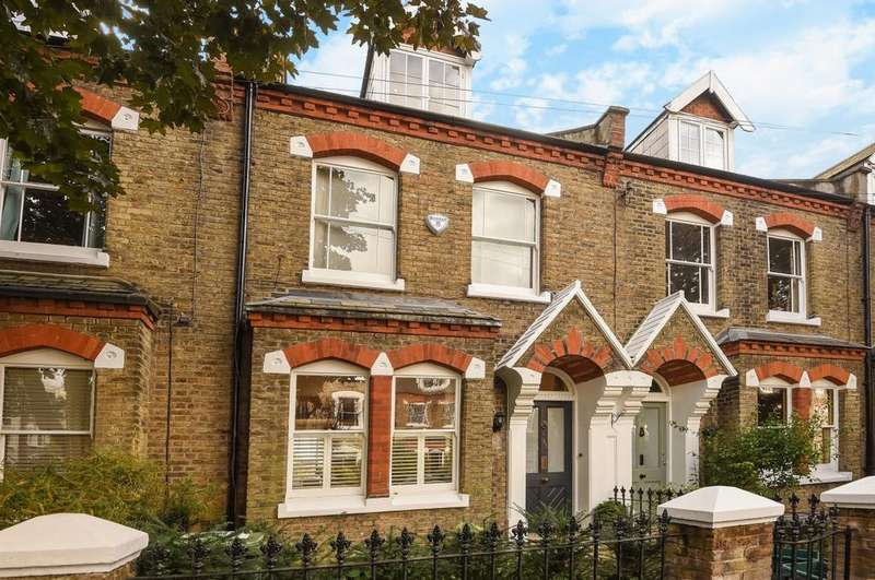 3 Bedrooms Terraced House for sale in Quentin Road London SE13