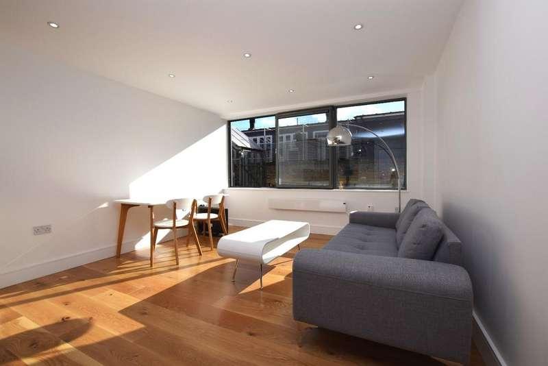 2 Bedrooms Flat for sale in Bell Yard Mews London Bridge SE1