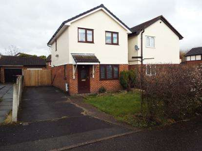 3 Bedrooms Detached House for sale in Hopefold Drive, Worsley, Manchester, Greater Manchester
