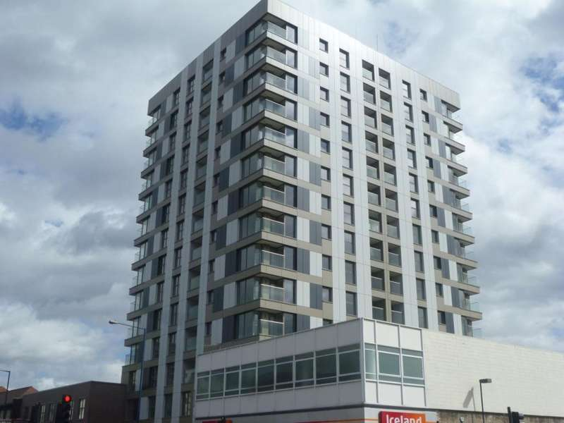 2 Bedrooms Flat for sale in Premier House, 112 Station Road, Edgware, Middx, HA8
