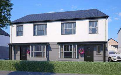 3 Bedrooms Semi Detached House for sale in Clyst St Mary, Exeter