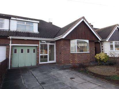 3 Bedrooms Bungalow for sale in Park Avenue, Lydiate, Liverpool, Merseyside, L31