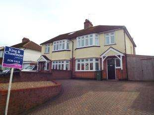3 Bedrooms Semi Detached House for sale in Chichester Road, Bognor Regis