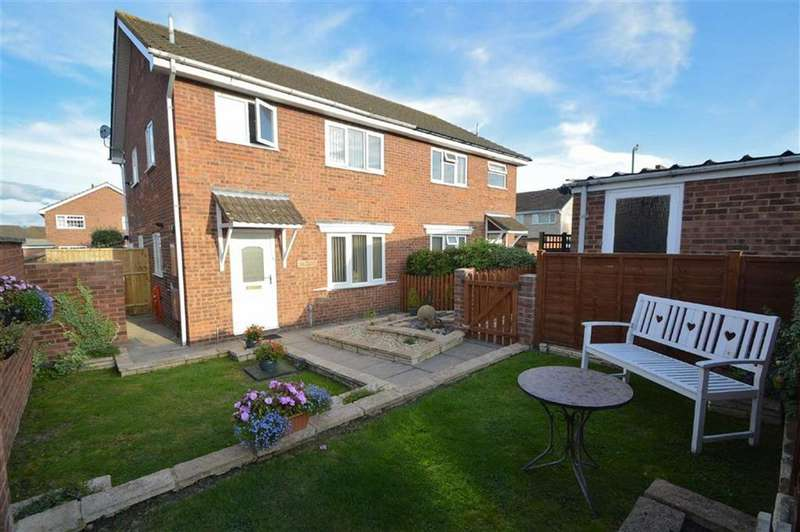 1 Bedroom Terraced House for sale in Primrose Drive, Sutton Park, Shrewsbury