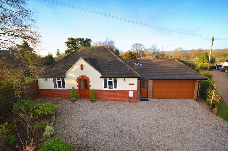 3 Bedrooms Detached Bungalow for sale in Peaslake