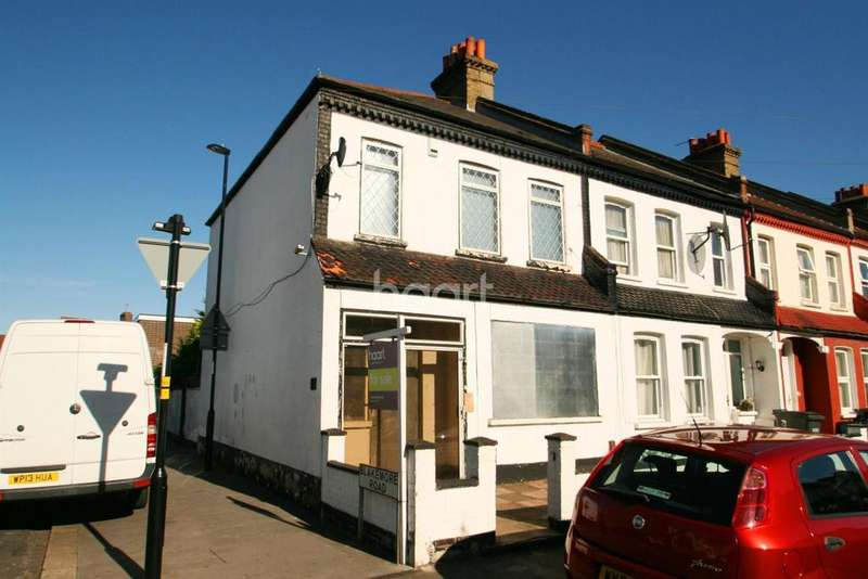 3 Bedrooms End Of Terrace House for sale in Silverleigh Road, Thornton Heath, CR7