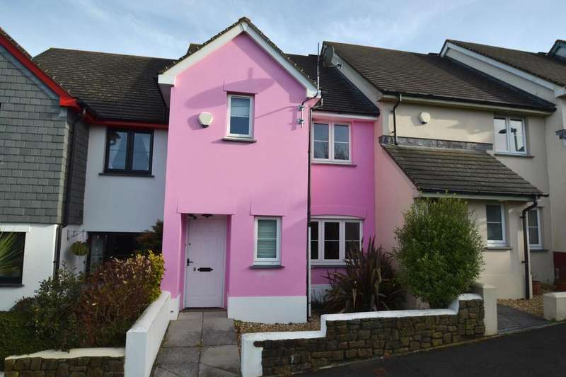 3 Bedrooms Terraced House for sale in Fountain Fields, High Bickington