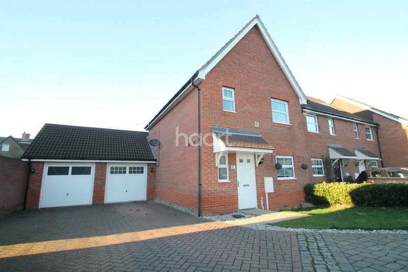 3 Bedrooms Detached House for sale in Lady Winter Drive, Minster
