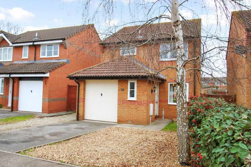 3 Bedrooms Detached House for sale in Holly Close, North Petherton