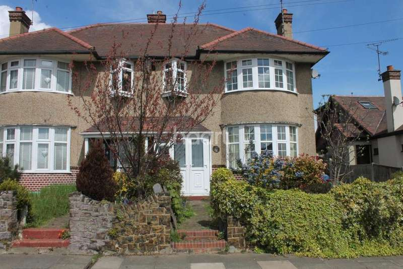 3 Bedrooms Semi Detached House for sale in Ambleside Drive, Southchurch