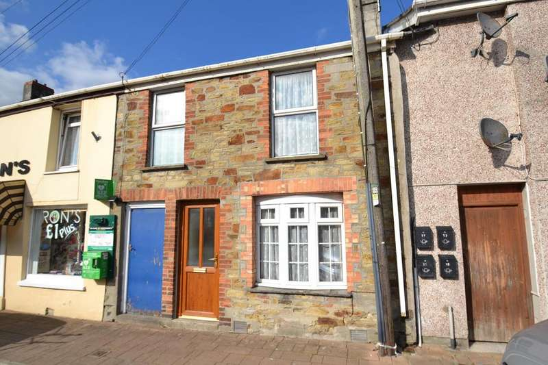 2 Bedrooms Terraced House for sale in Lower Bore Street, Bodmin