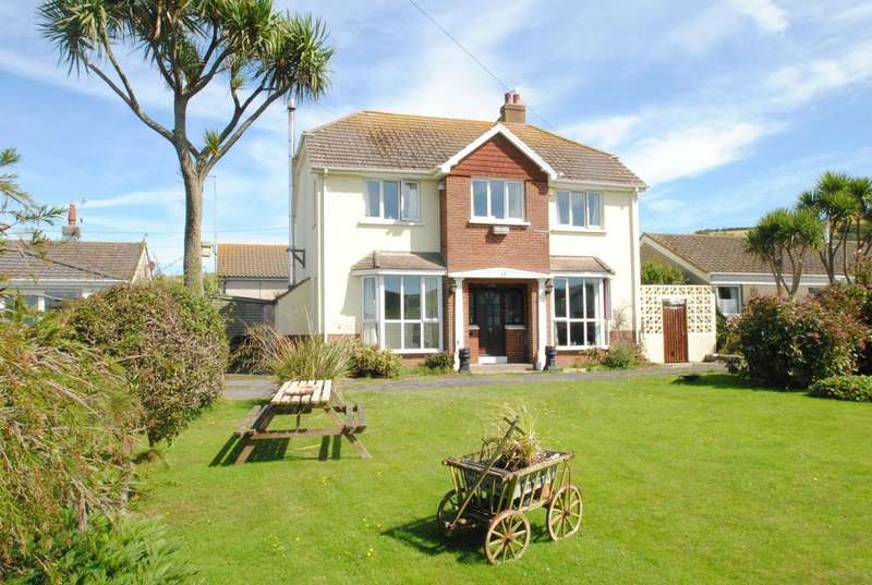 4 Bedrooms Detached House for sale in Moor Lane, Croyde