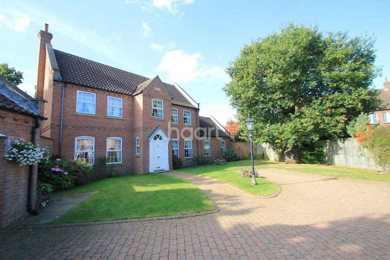 5 Bedrooms Detached House for sale in Old Oak Rise, Skellingthorpe