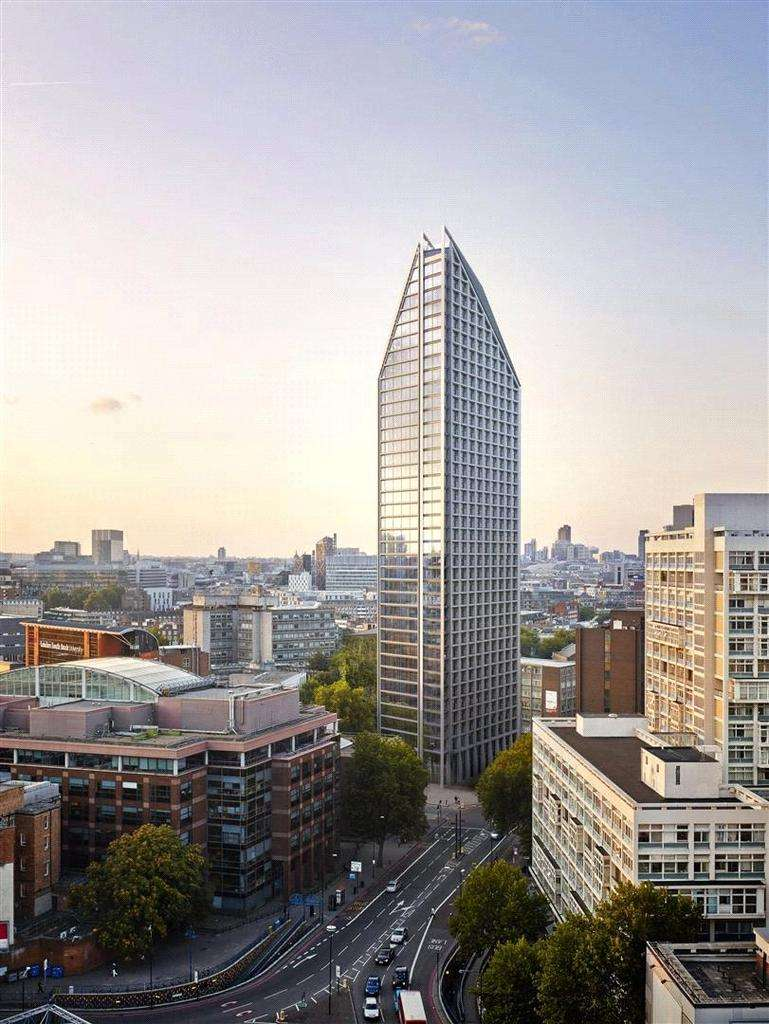 Studio Flat for sale in Two Fifty One, London, SE1